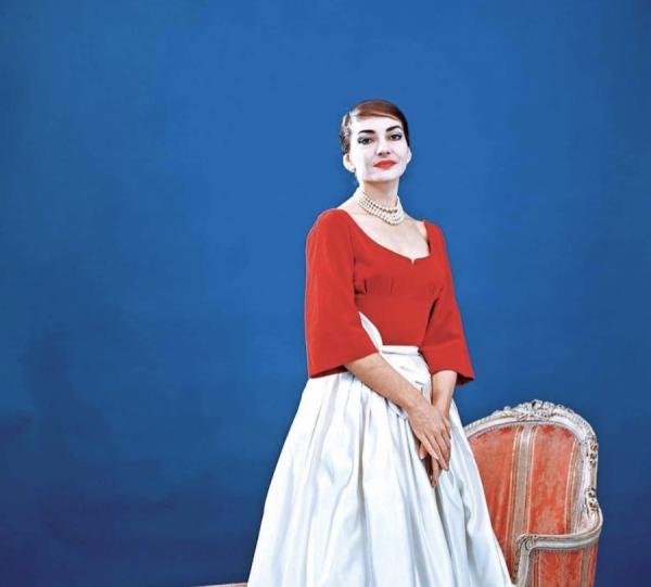 Redimensionando a la gran diva del siglo XX: Maria por Callas