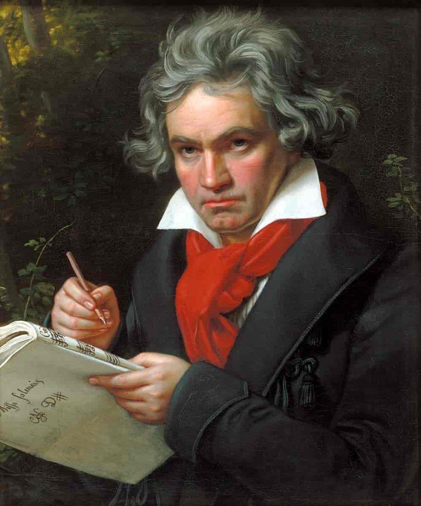 Beethoven de la 1 a la 9